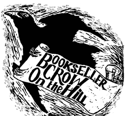 Bookseller Crow on the Hill bookshop, Crystal Palace
