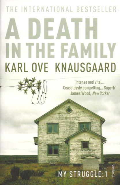 A Death in the Family-Karl Ove Knausgaard