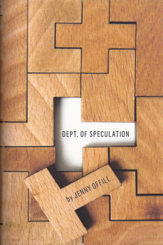 Dept. Of Speculation-Jenny Offill