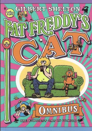 Fat Freddy's Cat-Gilbert Shelton