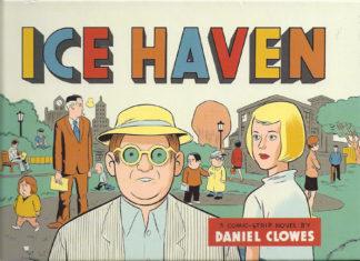 Ice Haven-Daniel Clowes