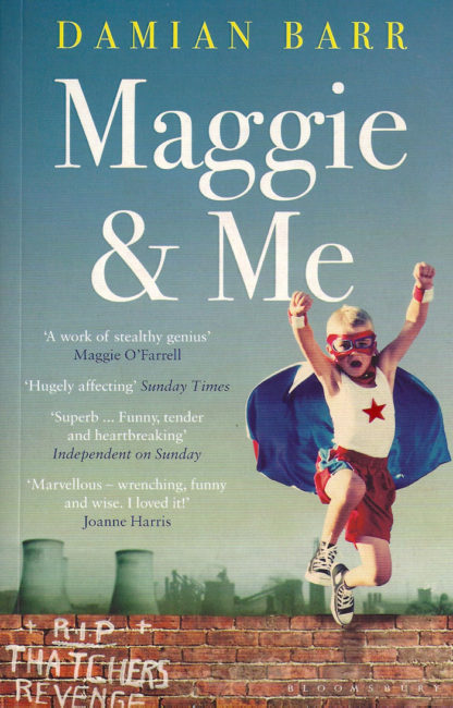 Maggie & Me-Damian Barr
