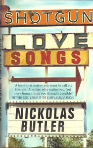 Shotgun Lovesongs-Nickolas Butler