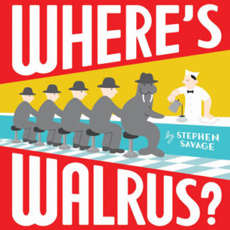 Where's Walrus-Steven Savage