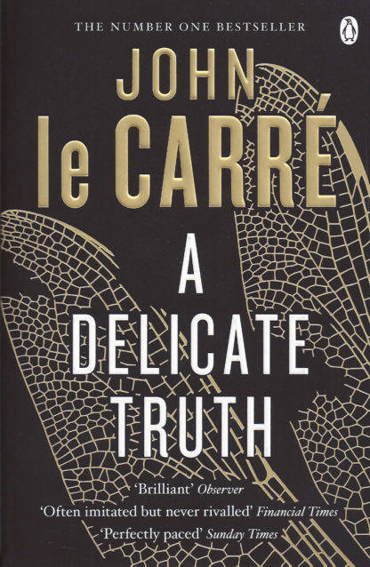A Delicate Truth-John le Carré