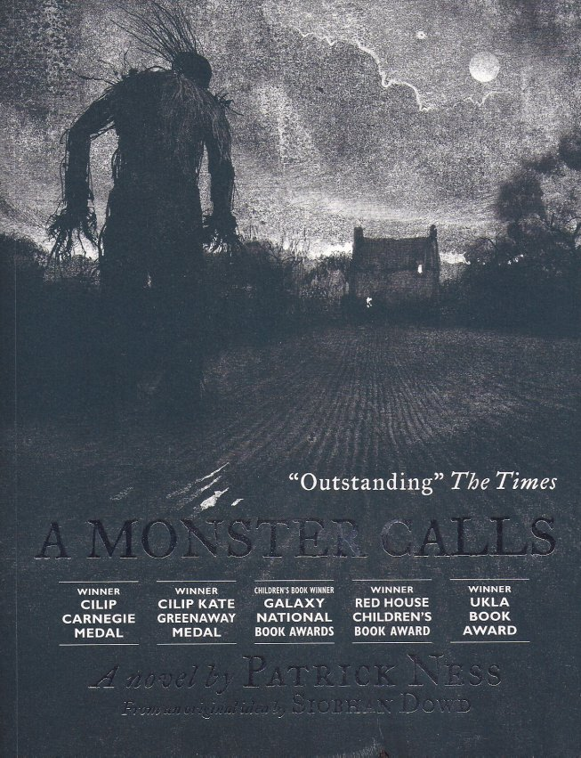 A Monster Calls-Patrick Ness