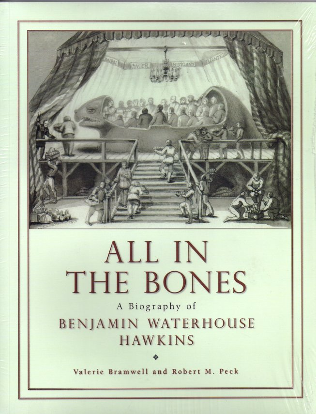 All in the Bones-Valerie Bramwell and Robert M. Peck