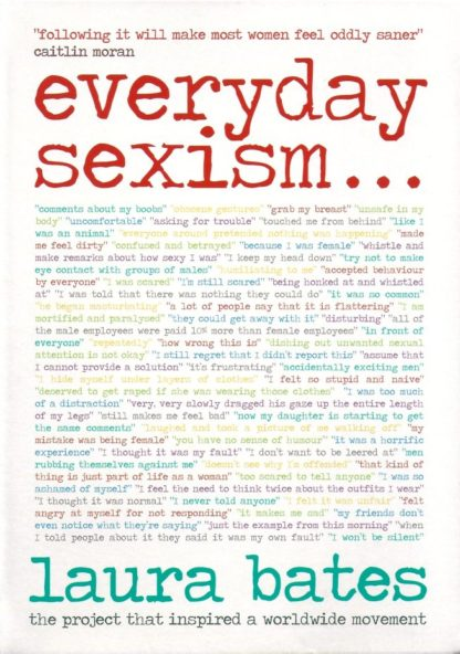 Everyday Sexism-Laura Bates