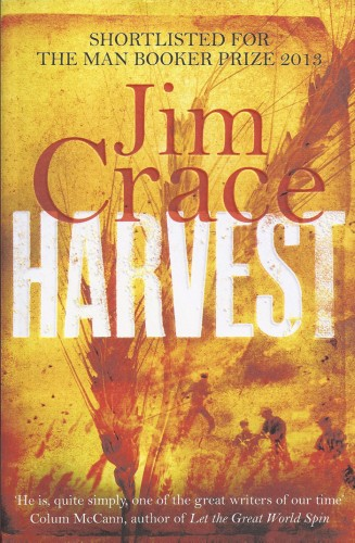 Harvest-Jim Crace