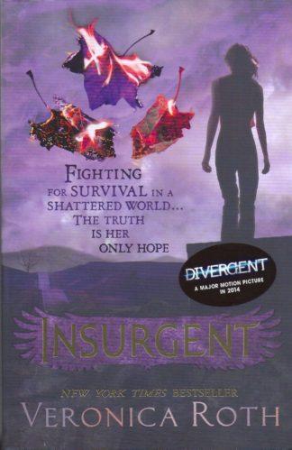 Insurgent-Veronica Roth