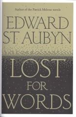 Lost For Words-Edward ST Aubyn