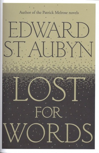 Lost For Words-Edward ST Aubyn
