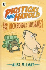 Pigsticks and Harold and the Incredible Journey-Alex Milway