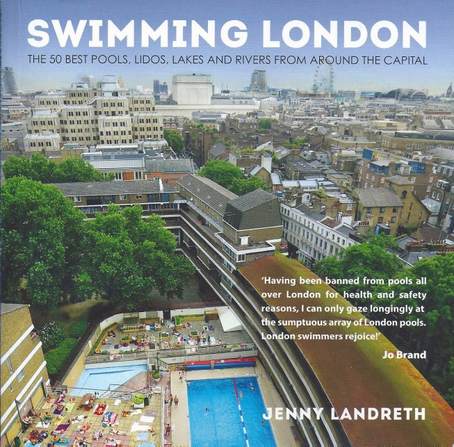 Swimming London-Jenny Landreth