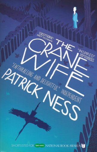 The Crane Wife-Patrick Ness