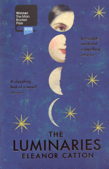 The Luminaries-Eleanor Catton