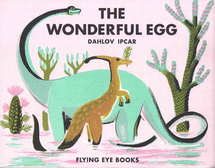 The Wonderful Egg-Dahlov Ipcar