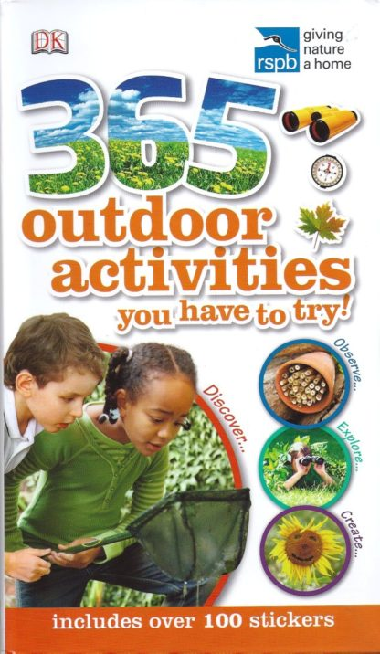 365 Outdoor Activities You Have to Try