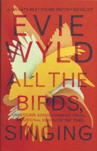 All The Birds,Singing-Evie Wyld