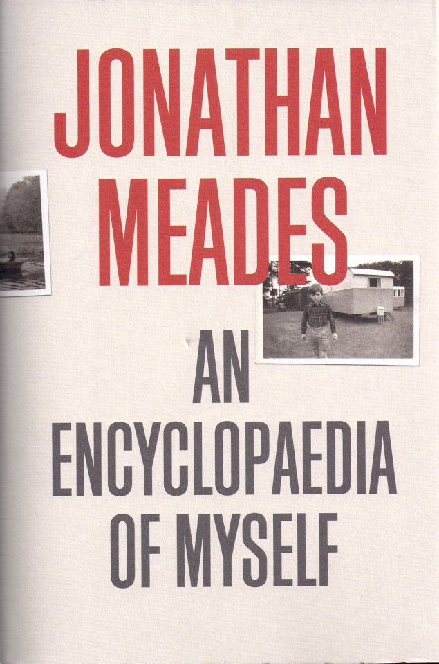 An Encylopaedia of Myself-Jonathan Meades