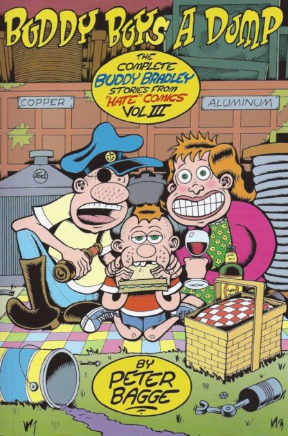 Buddy Buys a Dump-Peter Bagge
