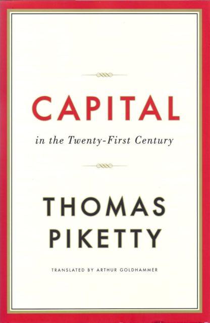 Capital in the Twenty-First Century-Thomas Piketty