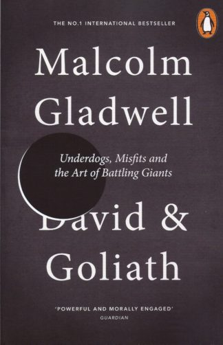 David & Goliath-Malcolm Gladwell