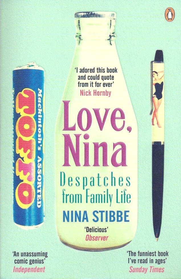 Love, Nina-Nina Stibbe