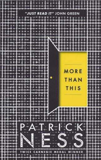 More Than This-Patrick Ness