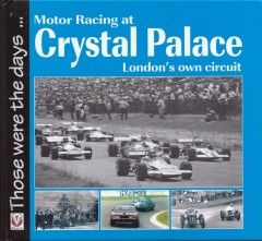 Motor Racing at Crystal Palace-S.S. Collins