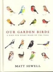 Our Garden Birds-Matt Sewell