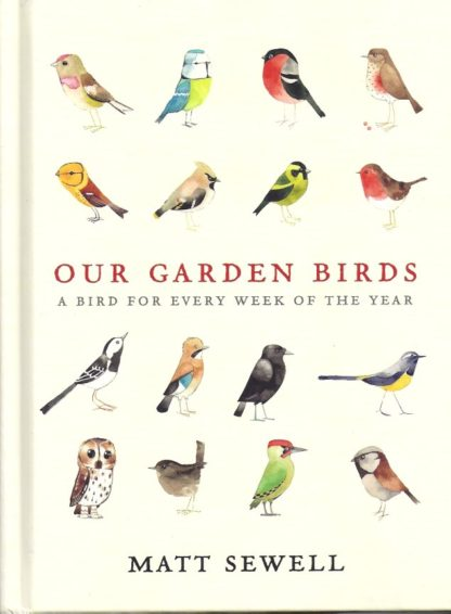 Our Garden Birds-Matt Sewell