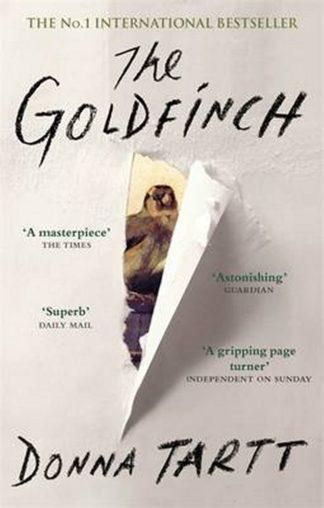 The Goldfinch-Donna Tart