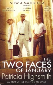 The Two Faces of January-Patricia Highsmith