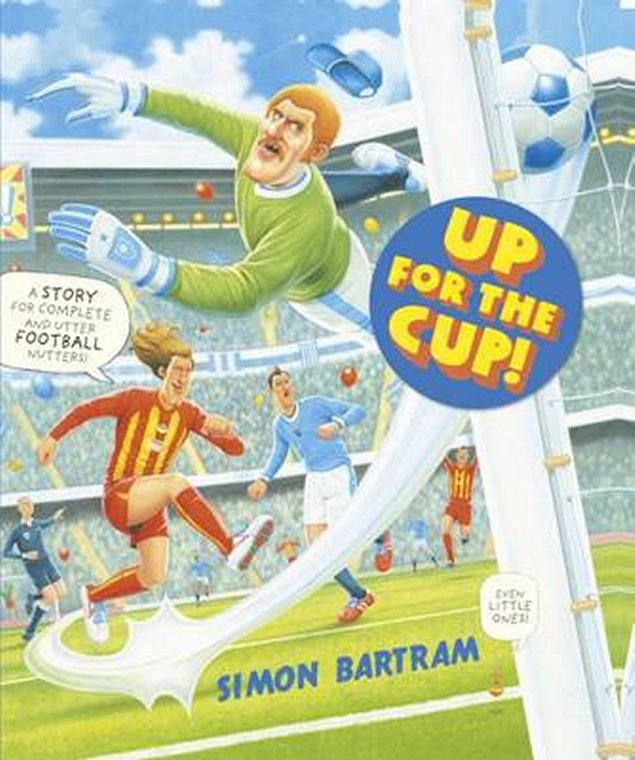 Up For The Cup-Simon Bartram