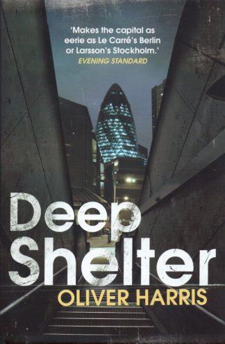 Deep Shelter-Oliver Harris