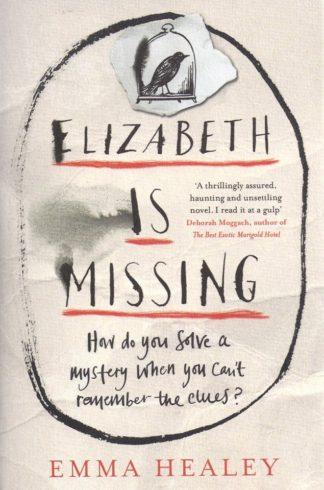 Elizabeth is Missing-Emma Healey