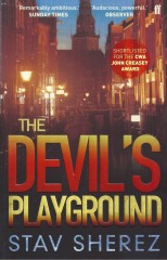 The Devil's Playground-Stav Sherez