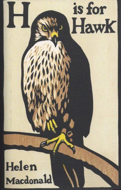 H is for Hawk-Helen Macdonald