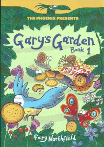 Launch party for Gary's Garden with Gary Northfield @ The Bookseller Crow | London | United Kingdom