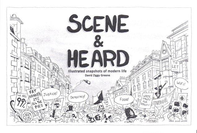 Scene & Heard-David Ziggy Greene