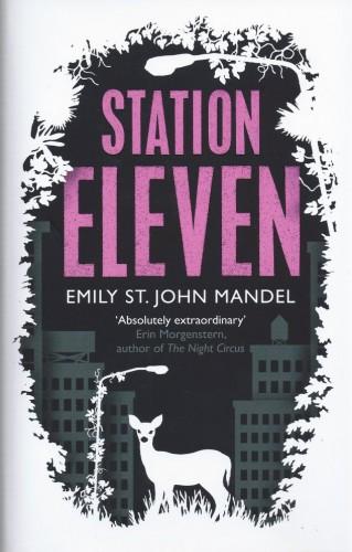 Station Eleven-Emily St. John Mandel