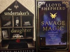 Undertakers Daughter Savage Magic