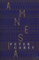 Amnesia-Peter Carey