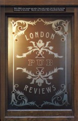 London Pub Reviews-Paul Ewen