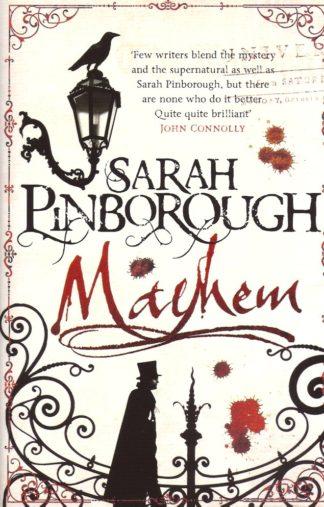 Mayhem-Sarah Pinborough