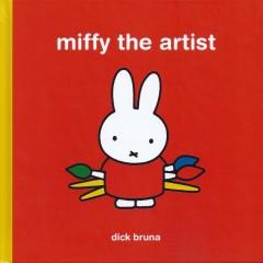 Miffy the Artist-Dick Bruna
