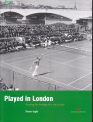 Played in London-Simon Inglis