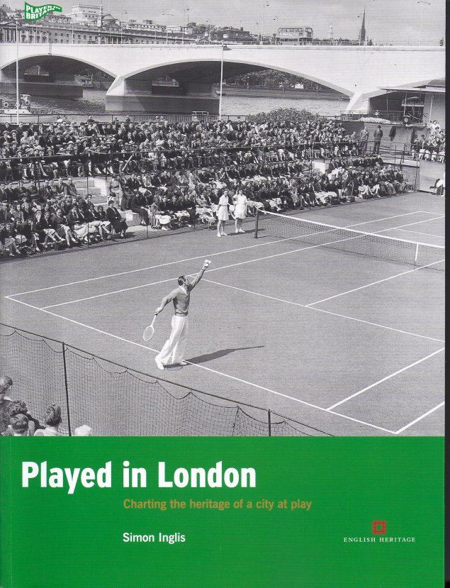 Played in London-Simon Inglis