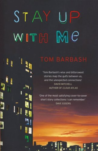 Stay Up With Me-Tom Barbash